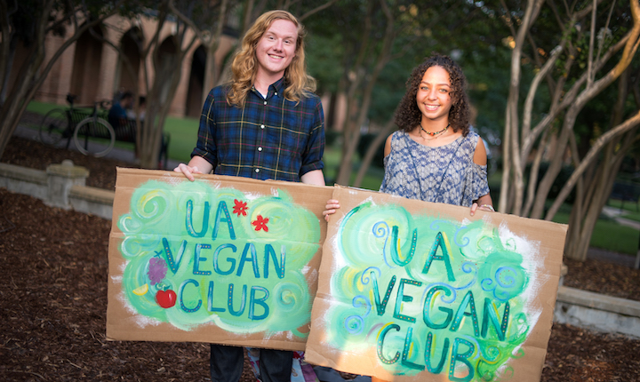 UA Vegan Club